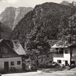 Gasthaus Pass Lueg 1957