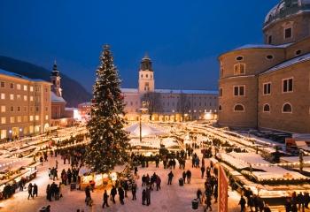 Salzburg Christkindlmarkt | Christmas Market