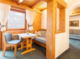 Bergblick Doppelzimmer